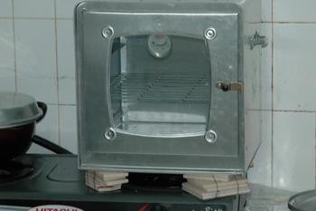 Oven HOCK nomor 4