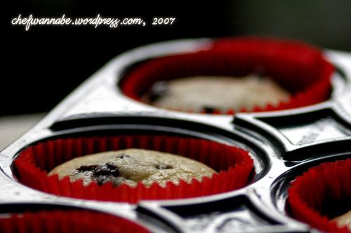 Chocochips Muffin