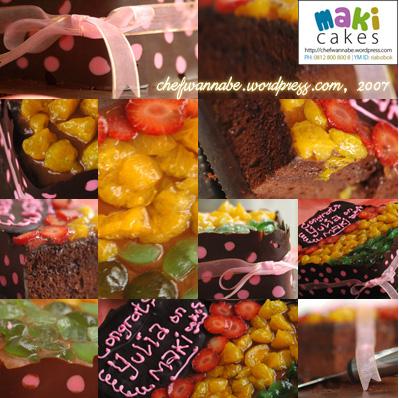 DCC Maki Cakes