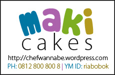 Maki Cakes