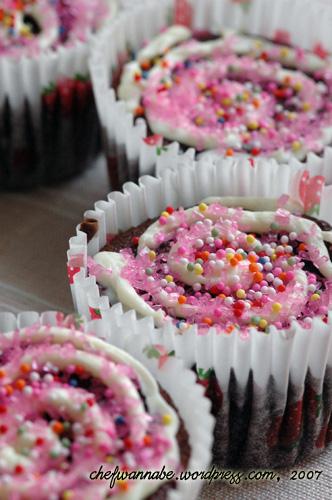 One Bowl Choco Cupcake