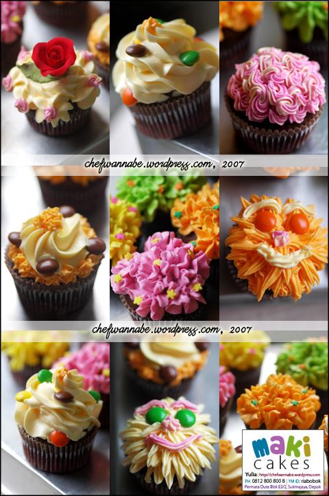Cupcake Kids - MakiCakes