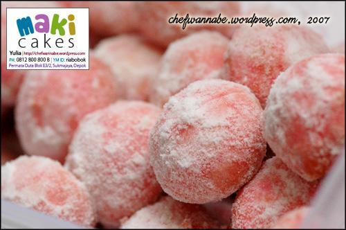 Snowballs Cookies / Melting Moments
