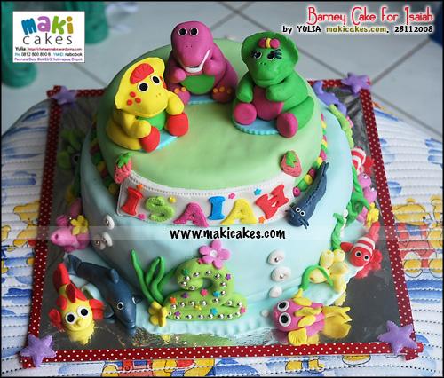 barney-cake-for-isaiah-maki-cakes