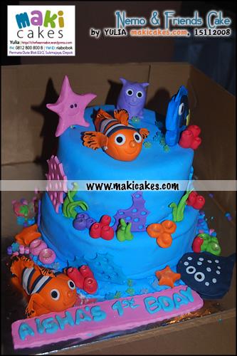 nemo-friends-cake-maki-cakes