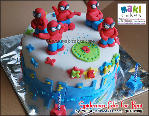 spiderman-cake-for-kent__-maki-cakes