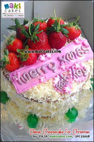 classic-cheesecake-for-christmas-maki-cakes