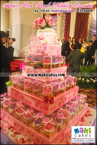 square-pink-purple-wedding-cupcakes-maki-cakes