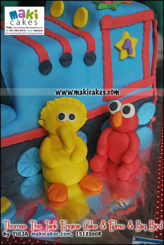 thomas-the-tank-engine-elmo-big-bird-maki-cakes