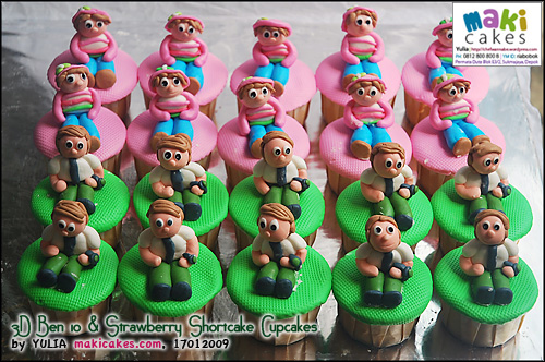 3d-ben10-strawberry-shortcake-cupcakes-maki-cakes