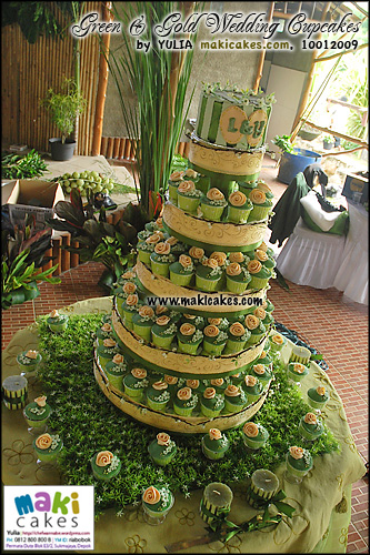 green-gold-wedding-cupcakes___-maki-cakes