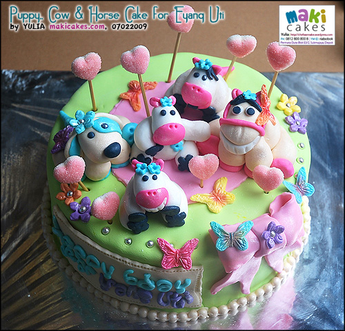 puppy-cow-horse-cake-for-eyang-uti-maki-cakes