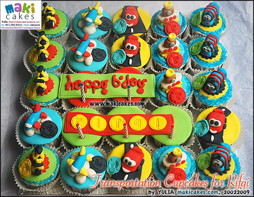 transportation-cupcakes-for-rifqi-maki-cakes