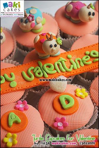 turtle-cupcakes-for-valentine_-maki-cakes