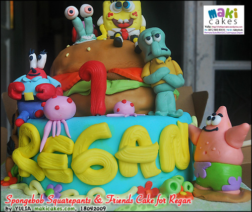 spongebob-squarepants-friends-cake-for-regan-maki-cakes