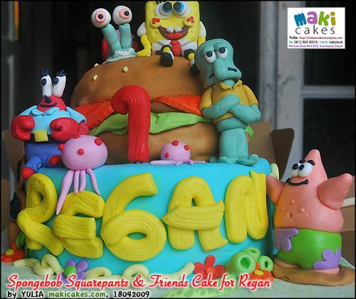 spongebob-squarepants-friends-cake-for-regan-maki-cakes