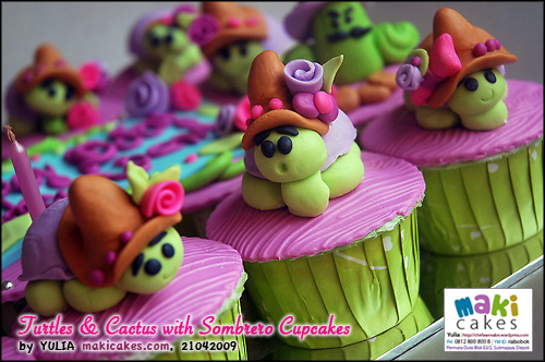 turtles-cactus-with-sombrero-cupcakes_-maki-cakes1
