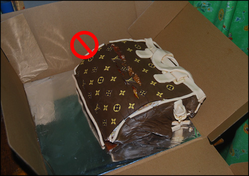 Cake LV failed_