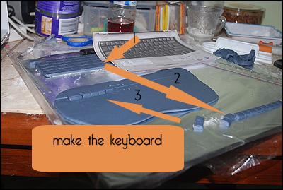 Laptop Cake _ how to 3 - Maki Cakes