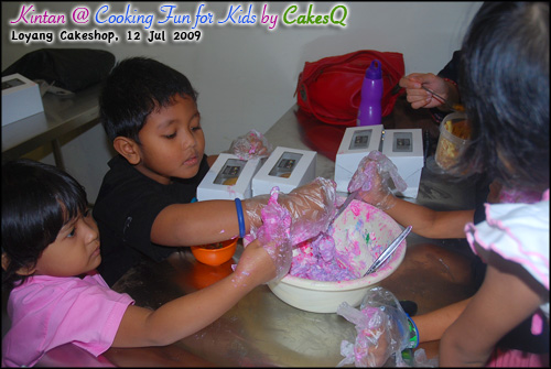 5- Obok2 buttercream @ Cooking Fun For Kids