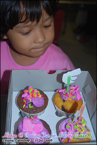 8- Kintan & Cupcakesnya @ Cooking Fun For Kids