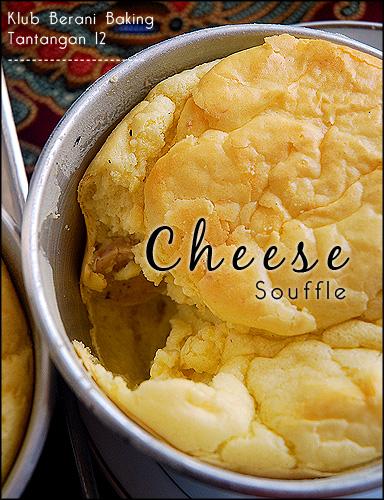 Yulia - Cheese Souffle