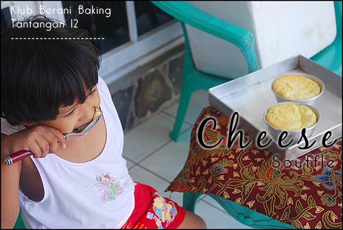 Yulia - Cheese Souffle_kintan