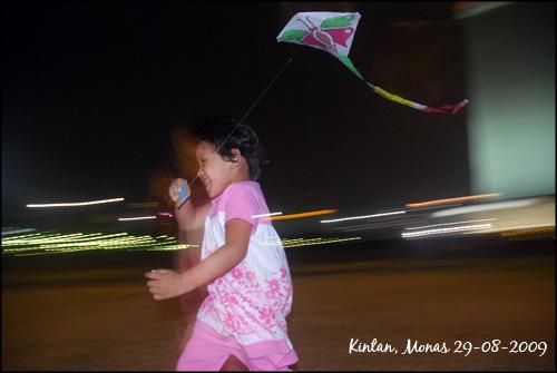 Kintan @ Monas 29-08-09