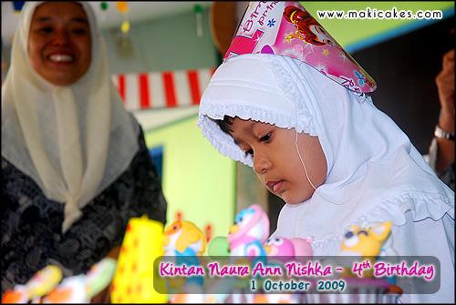 Birthday Kintan 2009 - Birthday Girl