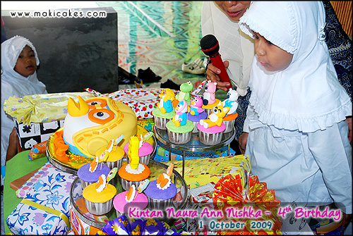 Birthday Kintan 2009 - Blowing The Candle