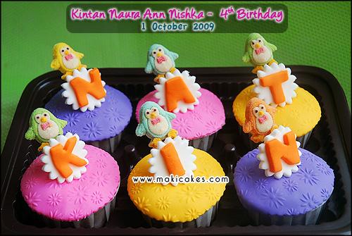 Birthday Kintan 2009 - Cupcakes KINTAN