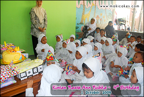 Birthday Kintan 2009 - Friends & Teachers
