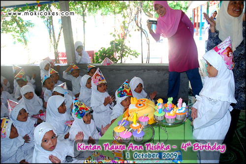 Birthday Kintan 2009 - Happy Bday Song