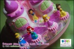 Princess Disney Castle Cake for Arruni_