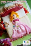 Sleeping Beauty Cake for Vanessa_