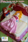 Sleeping Beauty Cake for Vanessa__