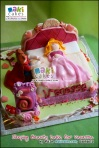 Sleeping Beauty Cake for Vanessa___