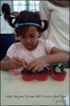 St Ursula Menghias Cupcakes________