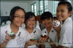St Ursula Menghias Cupcakes________________