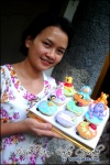 Cupcake Decorating Course-mba Ria - Maki Cakes