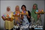 Kelas Cupcakes 26 Oct 2010__ - Maki Cakes