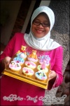 Privat Cake & Cupcake Decorating - Mbak Aris - Maki Cakes