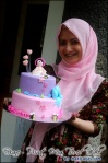 Privat Cake Decorating -Diane_ - Maki Cakes