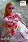 barbie three Musketeers Cake for kay - Maki Cakes