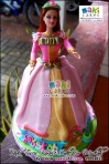 Pink Tosca Barbie Cake for Miskah - Maki Cakes