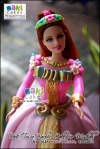 Pink Tosca Barbie Cake for Miskah_ - Maki Cakes