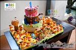 Pooh Autumn Cake & Cupcakes for Nicole - Maki Cakes