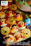 Pooh Autumn Cake & Cupcakes for Nicole______ - Maki Cakes